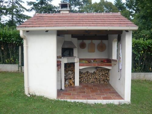 Cuisine exterieure construire une cuisine d 39 t en as - Comment construire une cuisine exterieure ...